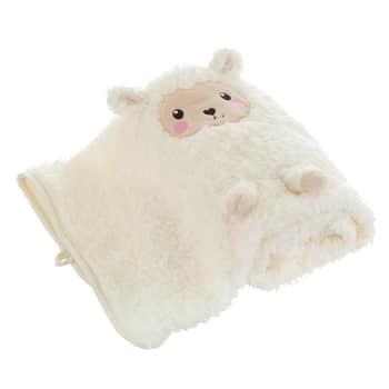 Dětská fleecová deka Little Lama 70x105cm