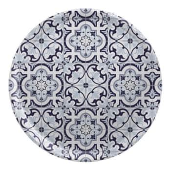 Okrúhla tácka Maroccan Pattern Ø 38 cm