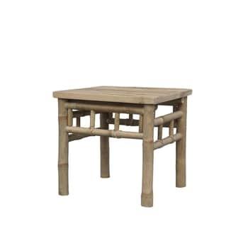 Bambusový stolek Lyon
