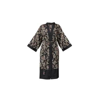 Kimono spáskem Black Oriental