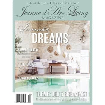 Časopis Jeanne d'Arc Living 5/2019 - anglická verze