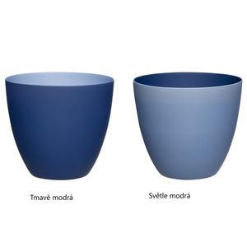 Porcelánový svietnik Deep Blue - dva druhy