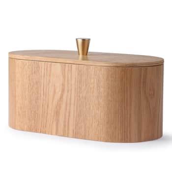 Dekorativní box Ash Wood