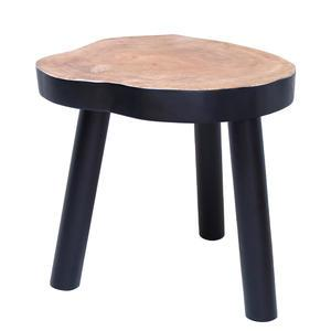 Stolček Tree Table Black