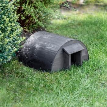 Dřevěný domeček pro ježky Hedgehog House
