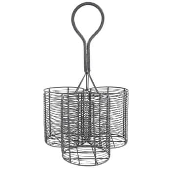 Drátěný držák Wine Basket