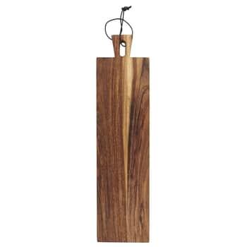 Drevená doštička na tapas Oiled Acacia Wood