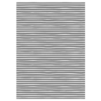 Baliaci papier Stripe Grey - 10m