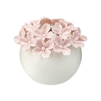 Keramická vázička Flower Pale Pink Xsmall