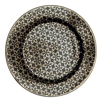 Porcelánový tanierik Juno Gold