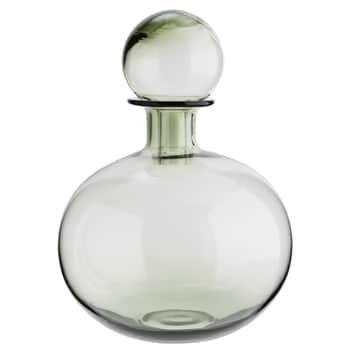 Skleněná karafa Ball Green 3l