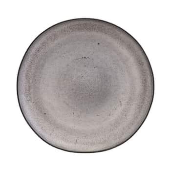 Keramický talíř Stone Grey 22cm