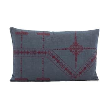 Obliečka na vankúš Inka Blue 50x30 cm