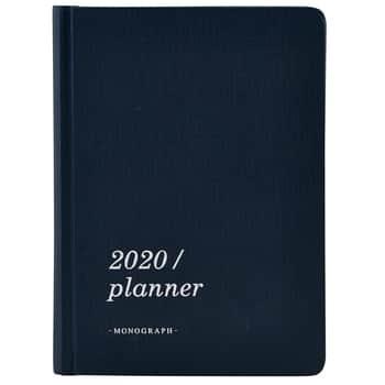 Plánovací diár 2020 Deep Blue