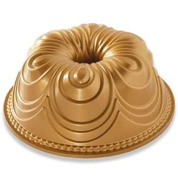 Hliníková forma na bábovku Chiffon Gold