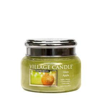 Sviečka Village Candle - Glam Apple 262g