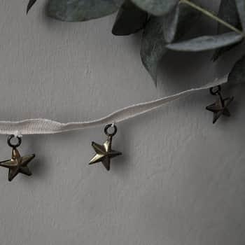 Vánoční girlanda shvězdičkami 180 cm
