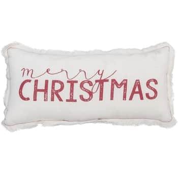 Vánoční dekorativní polštářek Christmas