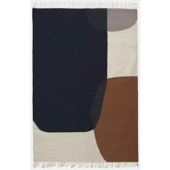 Vlněný koberec Merge Kelim Rug 140 x 200 cm