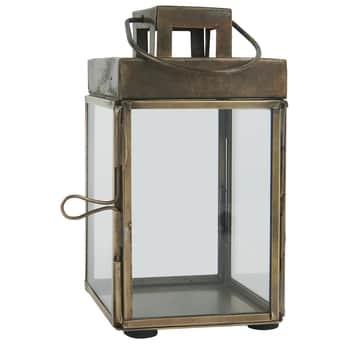 Kovová lucerna Lantern Square