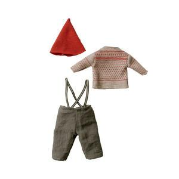 Vánoční obleček na myšku Medium Boy