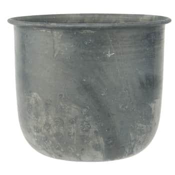 Kovový obal na kvetináčik Zinc Pot