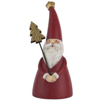 Dekorativní Santa Claus se stromečkem