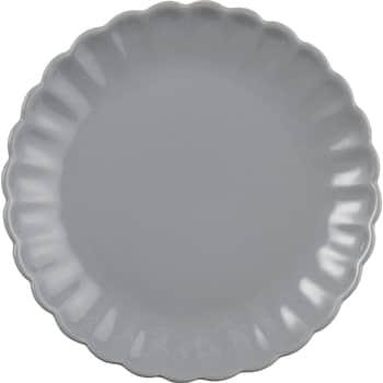 Talíř Mynte French Grey 27,5 cm