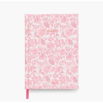 Linkovaný notes Moxie Floral