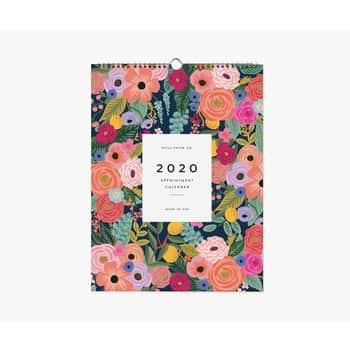 Nástěnný kalendář Garden Blooms 2020
