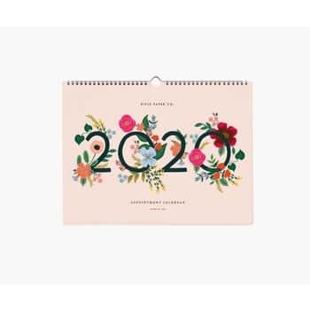 Nástěnný kalendář Wild Rose Appointment