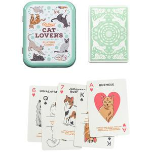 Karetní hra Cat Lover's Playing Cards