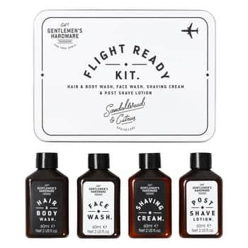 Cestovná sada kozmetiky pre mužov Fly Ready Kit
