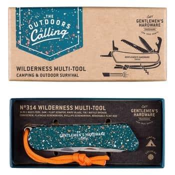 Multifunkčný zatvárací nôž Wilderness Multi Tool