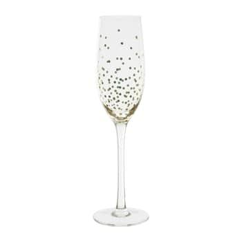 Pohár na šampanské Scintille d'Or