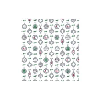 Papírové ubrousky X-mas Ornaments