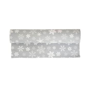 Vianočný behúň Snowflakes 36 x 122