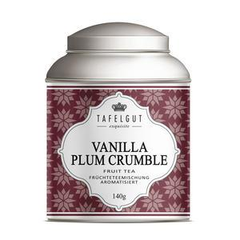Ovocný čaj Vanilla Plum Crumble - 140g
