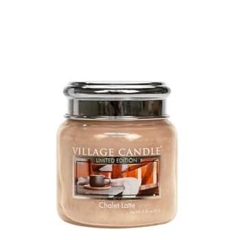 Svíčka Village Candle - Chalet Latte 92g