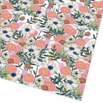 Baliaci papier Flower Garden
