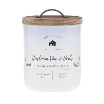Vonná svíčka Heirloom Vine & Herbs 240g
