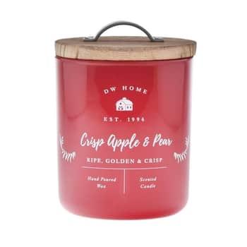 Vonná svíčka Crisp Apple & Pear 240g