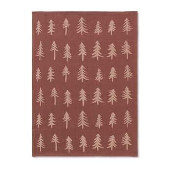Vianočná bavlnená utierka Cinnamon Tree