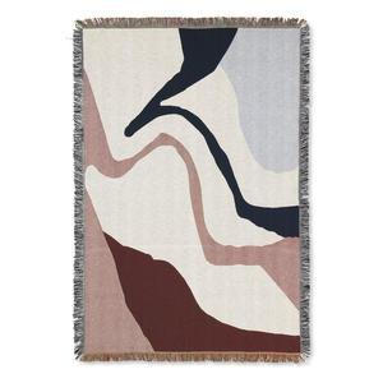 Bavlněný přehoz Vista Tapestry Blanket 120 x 170 cm