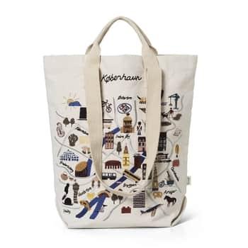 Bavlnená taška Copenhagen Tote Bag