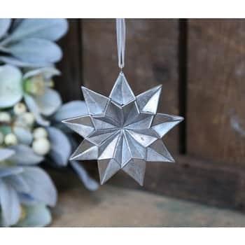 Závesná vianočná dekorácia Toulon Star