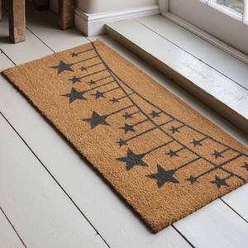 Rohožka zkokosových vláken Stellar Double Doormat