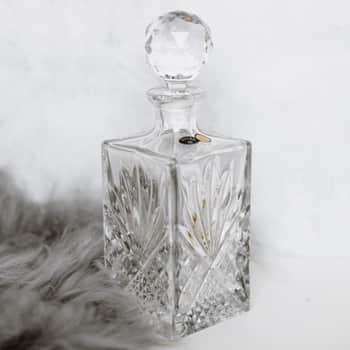 Broušená skleněná karafa Elington 0,75l