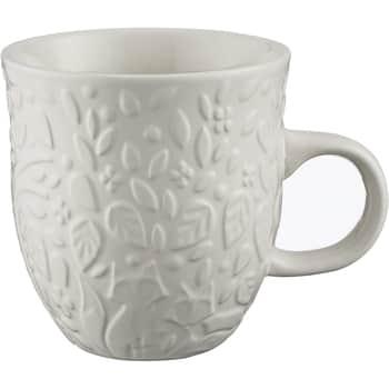Keramický hrnek In the Forest Cream Mug 480ml