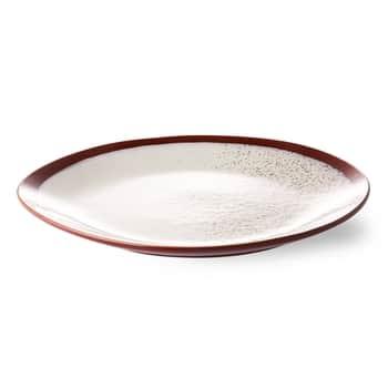Keramický servírovací talíř 70's Dinner Plate Frost